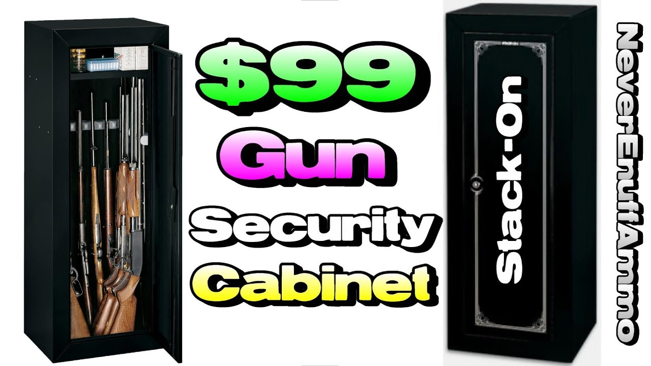 Gun Security Cabinet >> 99 Gun Security Cabinet Budget Deal Academy Youtube