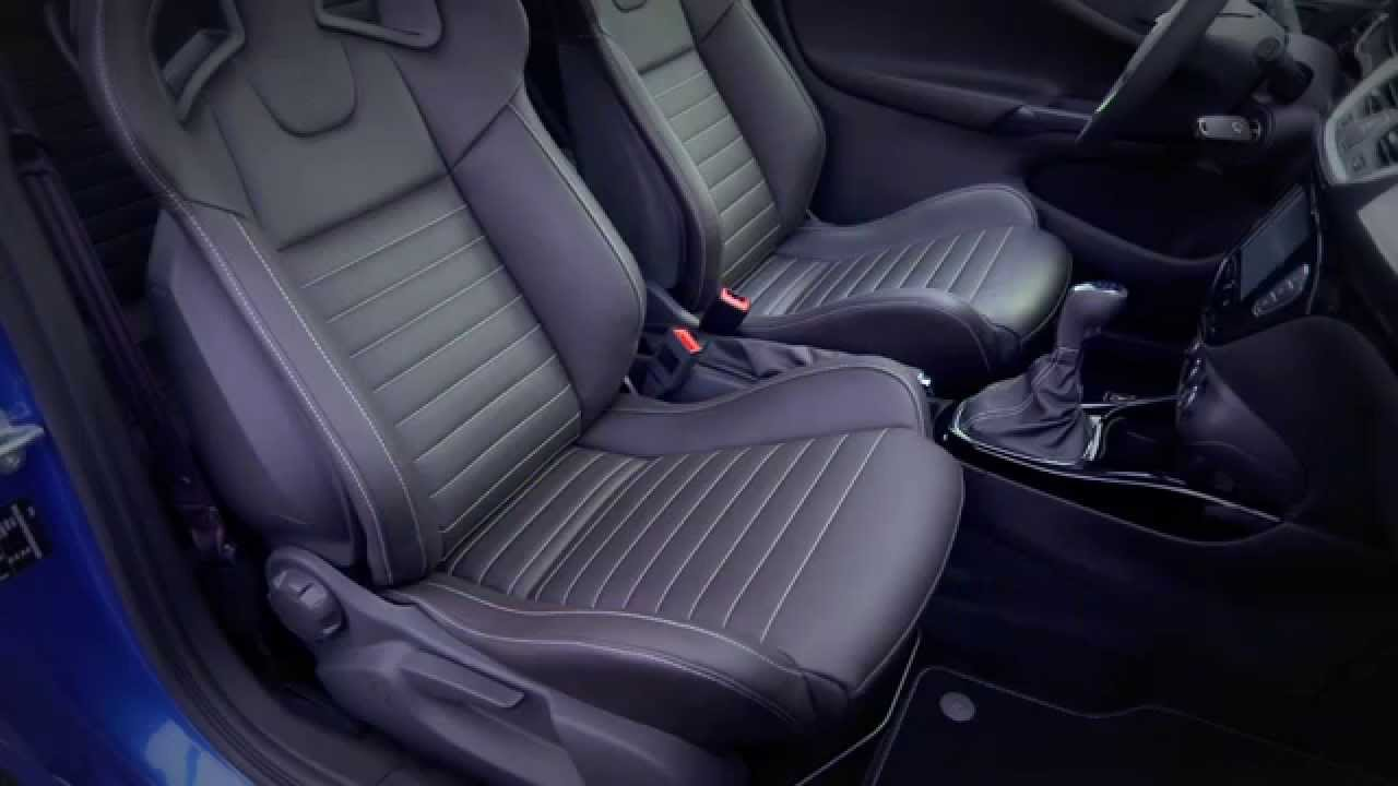 new 2015 opel corsa opc interior youtube. Black Bedroom Furniture Sets. Home Design Ideas