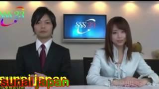 Japan Anchor Girl Pretty cute