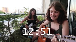 12:51- The Strokes (cover)
