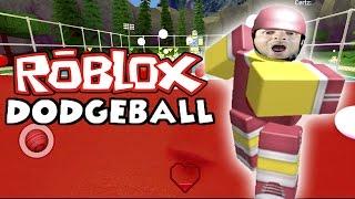 Roblox Dodgeball (XBOX ONE) (Juegos que nunca jugué)