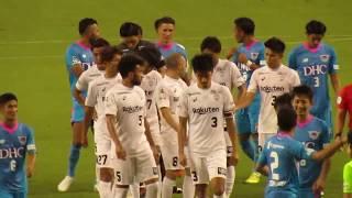 2018年8月22日 第98回天皇杯全日本サッカー選手権大会でヴィッセル神戸...
