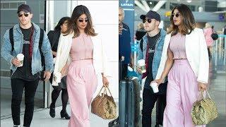 Priyanka Chopra And Nick Jonas FINALLY Make First Appearance As A Couple