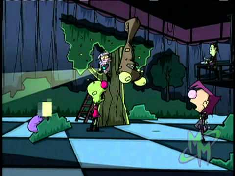 Invader Zim: Mysterious Mysteries / Future Dib - Ep 15