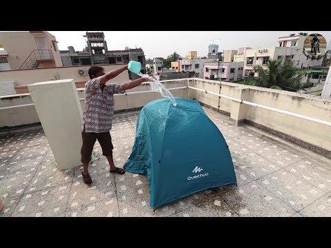 Tent Review - Quechua Arpenaz 2+