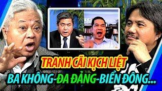 Ô. Nguyễn Tấn Lạc vs. Nguyễn Hồng Phúc: Tranh cãi kịch liệt - Hoàng Duy Hùng hay Cù Huy Hà Vũ