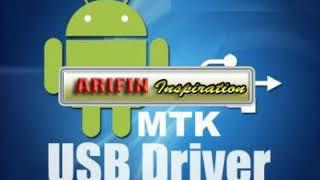 Cara Instal MTK USB Driver dengan tepat dan sempurna