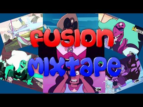 Steven Universe - FUSION MIXTAPE! [All Fusion Soundtracks]
