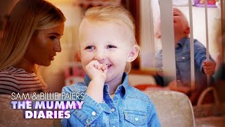 Nelly Tests Billie's Patience | The Mummy Diaries