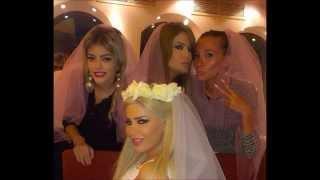 صور ليليا الأطرش متألقة في زفاف شقيقتها بفستان من نيكولا جبران