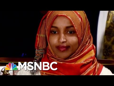 The Hypocrisy Of Donald Trump's Call For Rep. Ilhan Omar To Step Down | Morning Joe | MSNBC