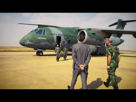 Portuguese Air Force's KC-390 Millennium: Power On