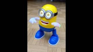 Minions chante Alex Ferrari  barà barà berê berê