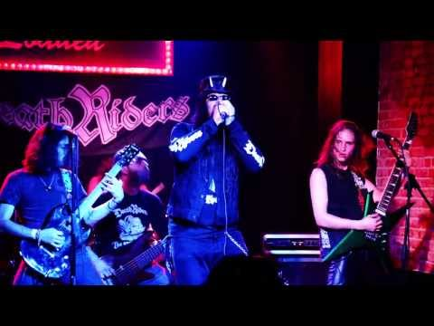 death riders live at loaded