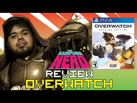 Overwatch Review (PS4) | The Kampung Nerd