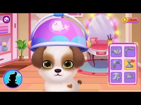 My Puppy Friend - Cute Pet Dog Care Games By Libii
