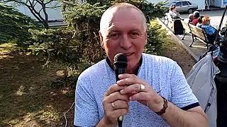 Танцы на Приморском бульваре - Севастополь - 26.05.19 - Певец Сергей Соков