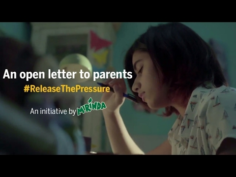 An Open Letter to Parents By their Childrens