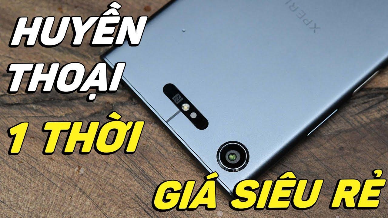 Sony Xperia XZ1 Snap.835, chống nước GIÁ CỰC SỐC hơn 2 triệu có nên mua???