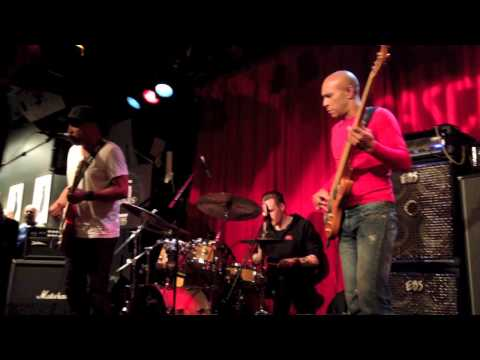 """"""" JUST IN CASE """"  Paulo Mendonça @ Fasching Jazz Club Stockholm"""
