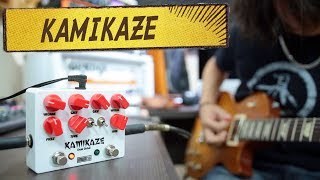 Kamikaze - O Pedal do Japa Suicida (Review)