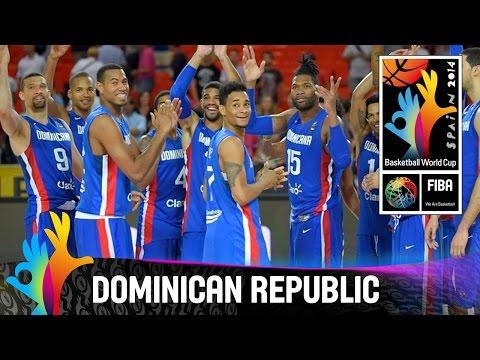 Dominican Republic - Tournament Highlights - 2014 FIBA Basketball World Cup