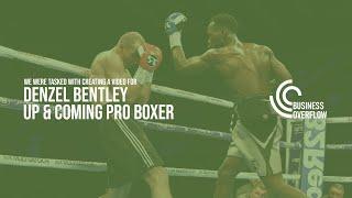 Denzel Bentley Up & Coming Pro Boxer