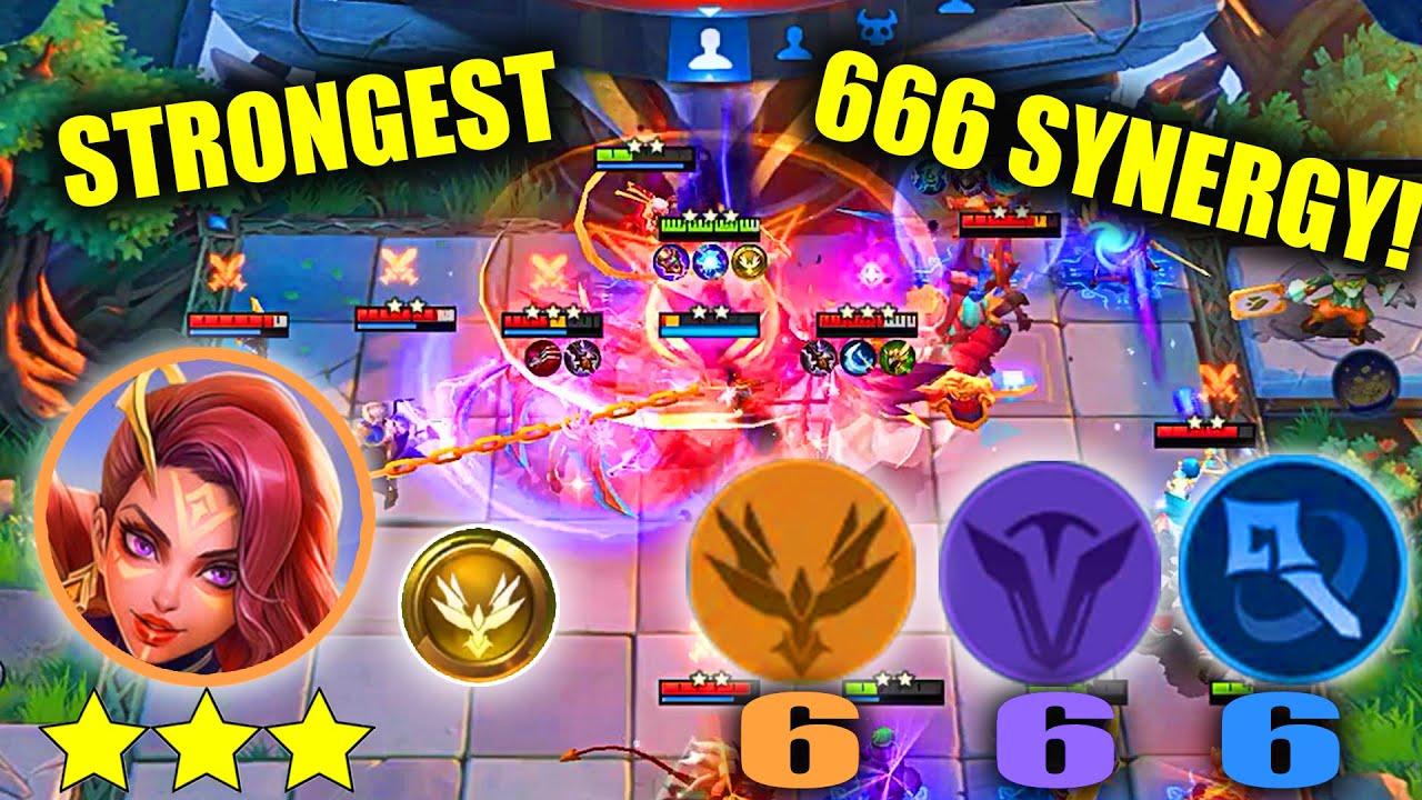 NEW TRICK 3 STAR ESMERALDA 666 SYNERGY LIGHTBON 1 VS 10 UNKILLABLE VS 3 STAR FREYA MUST WATCH EPIC!!