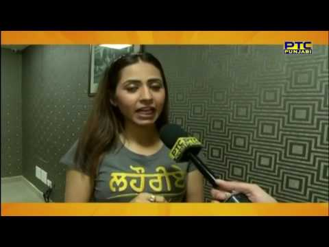 Sargun Mehta | Lahoriye | Exclusive Interview | PTC Entertainment Show | PTC Punjabi