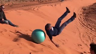 TRY NOT TO LAUGH WATCHING FUNNY FAILS VIDEOS 2021 #92