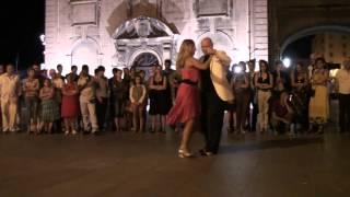 Démonstration Marseille Tango 14 août 2015 La Rue du Tango