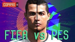 COPA 90   FIFA 18 v PES 2018: How EA Won the War