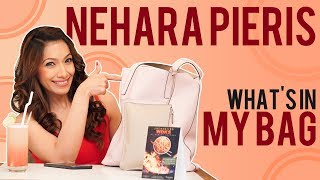 Nehara Pieris : What's in My Bag | E09 | Bold & Beautiful