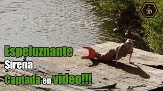 Aterradora Sirena captada en el lago Xolotlan de Nicaragua - Real o Mito ?