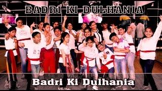 Badri Ki Dulhania Dance Choreography | Step2Step Dance Studio
