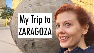 My Trip to Zaragoza, Spain by Venus O'Hara - Sex Blogger