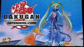 Vamos a proteger el monumento/Bakugan Defenders Core #2
