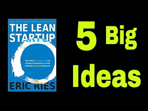 Lean Startup Book Summary Eric Ries