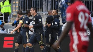 Philadelphia Union shock New York Red Bulls in dramatic comeback win | MLS Highlights