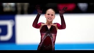 Трусова заявила пять четверных прыжков в произвольную программу на ЧЕ
