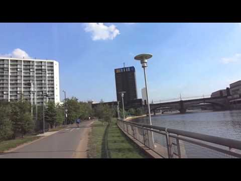 A Walk Along the Schuylkill River Trail