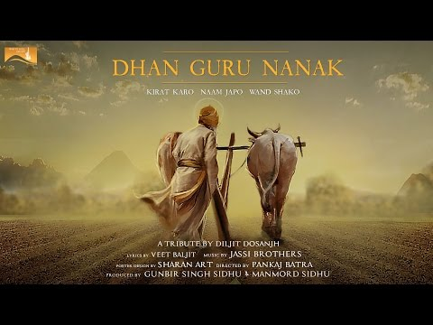 Making Of Dhan Guru Nanak | Diljit Dosanjh | Pankaj Batra | White Hill Music