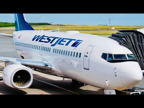 Flight Review: WESTJET - Canada's Best Airline? Los Angeles