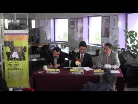Conferencia de Prensa V encuentro