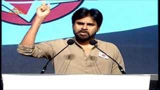 Telangana Is Ours Says Pawan Kalyan - Jana Sena Party Launch - #JanaSena4change   Silly Monks