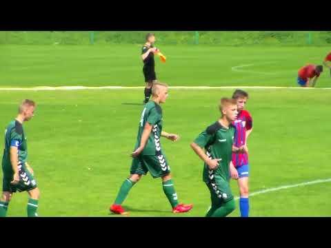 I LW Junior A1 - Tyski Sport vs Bytomski Sport (5-0) - II polowa