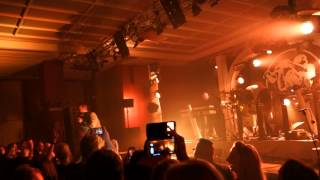 And One - Life isn't easy in Germany (10.04.2015 Erfurt)