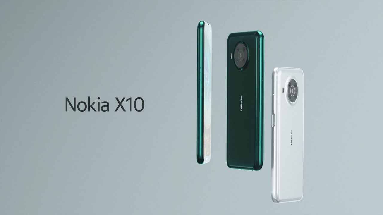 The Nokia X10 - LIVE FAST, UNWIND. WITH 5G - YouTube
