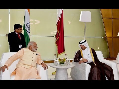 Relation between India & Qatar