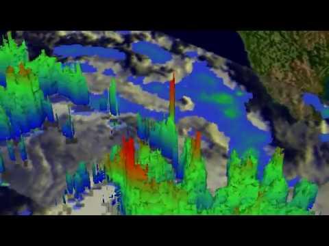 Tropical Cyclone Bejisa Near Madagascar